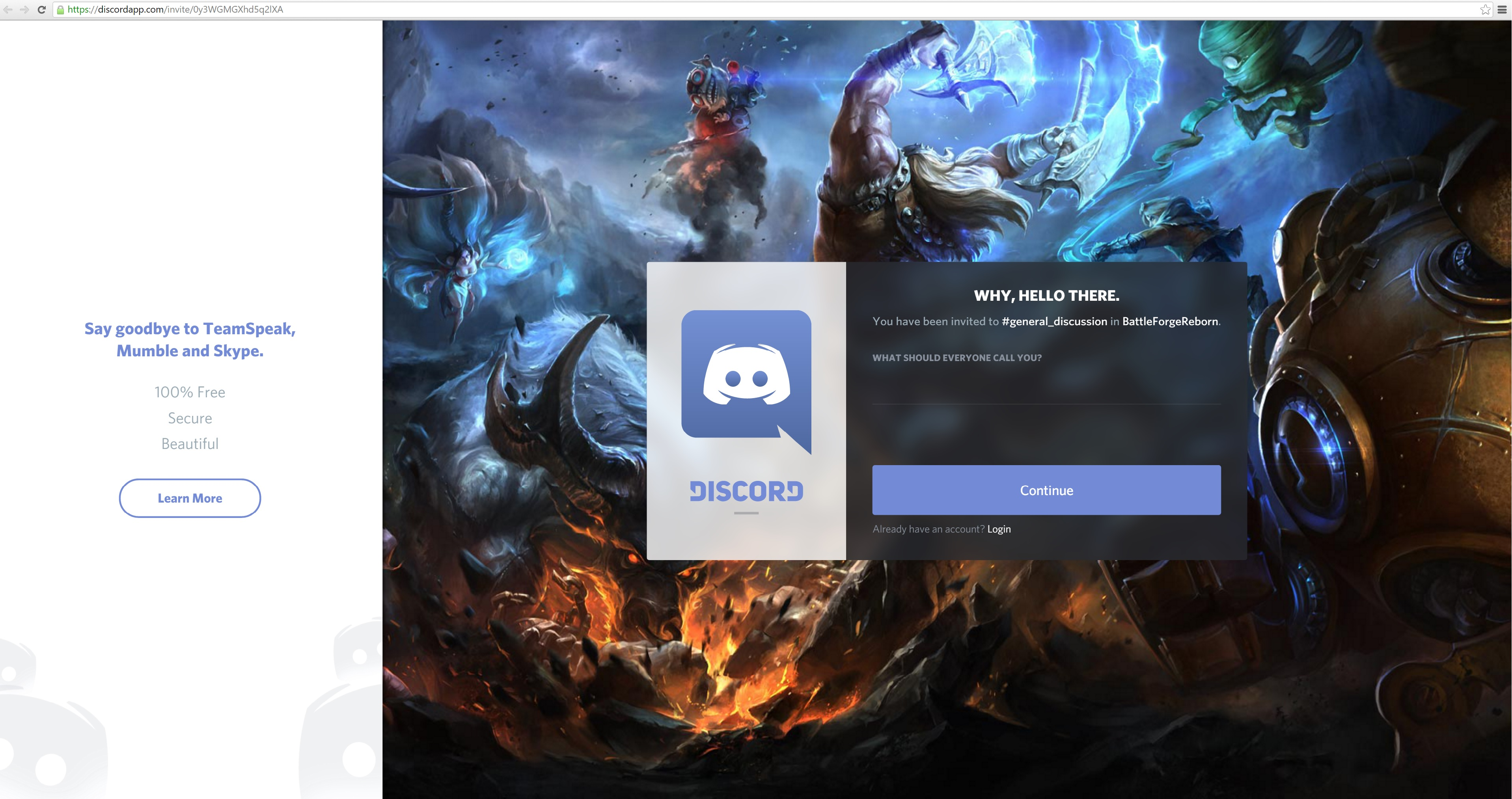 Discord Guide - New Player Help and Guides - Skylords Reborn