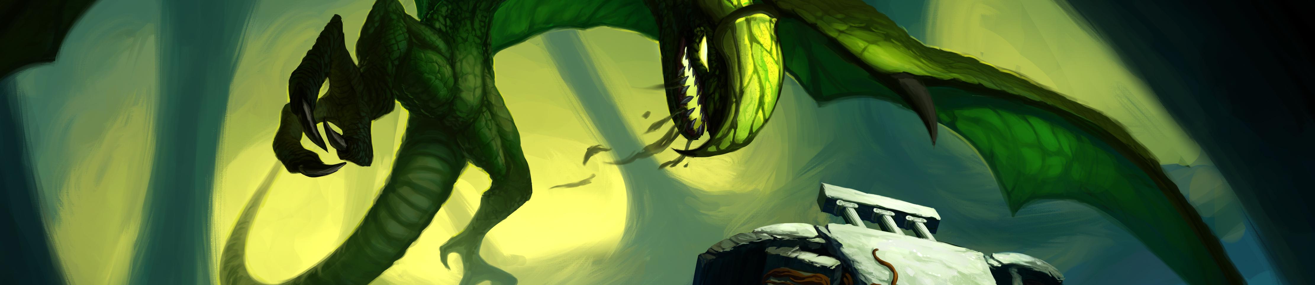 SwampDrakeVSTremor.jpg